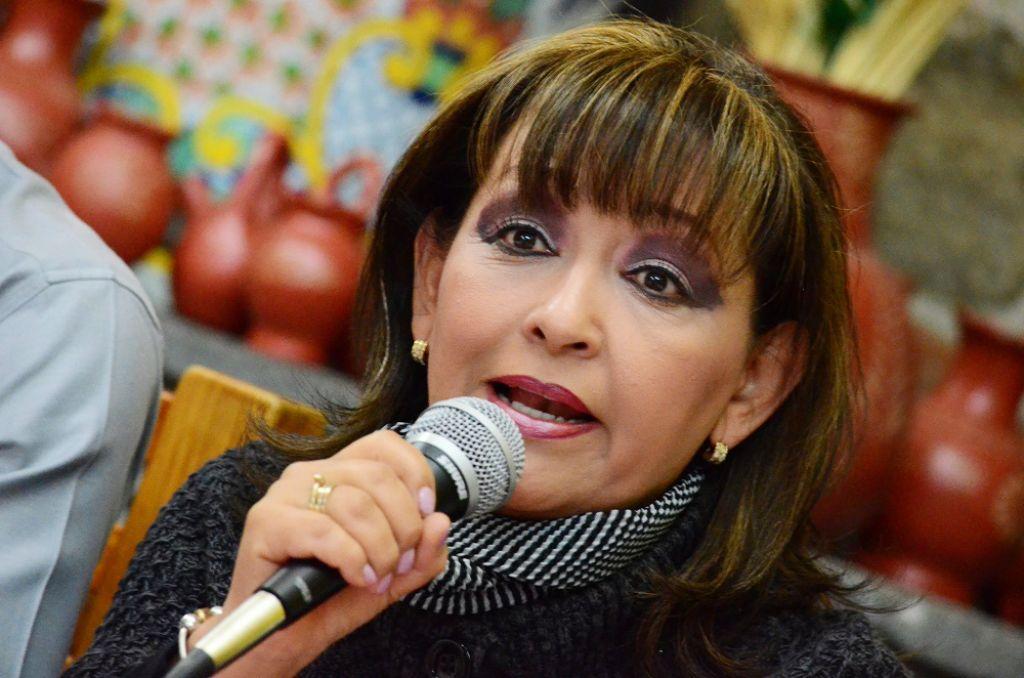 Desconoce Lorena Cuéllar triunfo del PRI, exige voto por voto