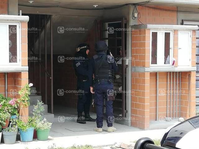 Policías rescatan a mujer y su hijo que estaban secuestrados en Yauhquemehcan