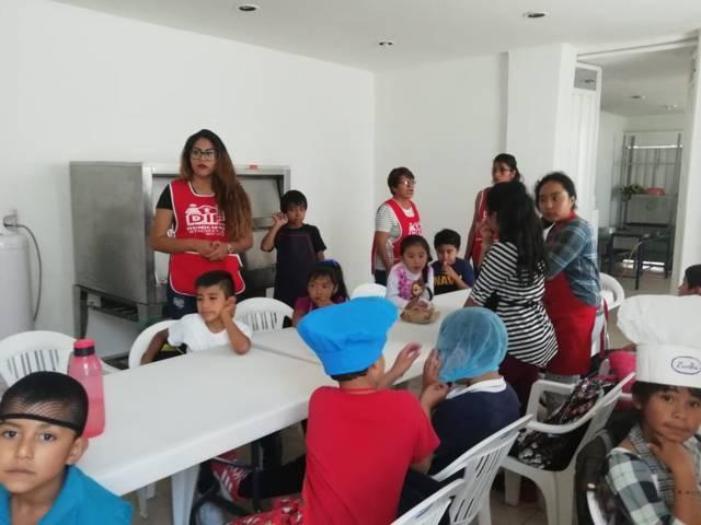 En estos cursos de verano los niños tendrán un curso de repostería: GBLS