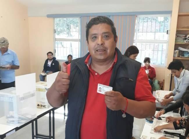 Víctor Castro López será un diputado cercano a la gente