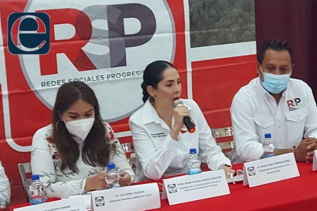 RPS peleará la asignación de una plurinominal, advierte dirigencia estatal