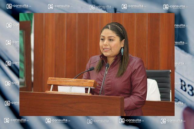 Confía Irma Garay que la reubicarán en la JCCP del Congreso del Estado