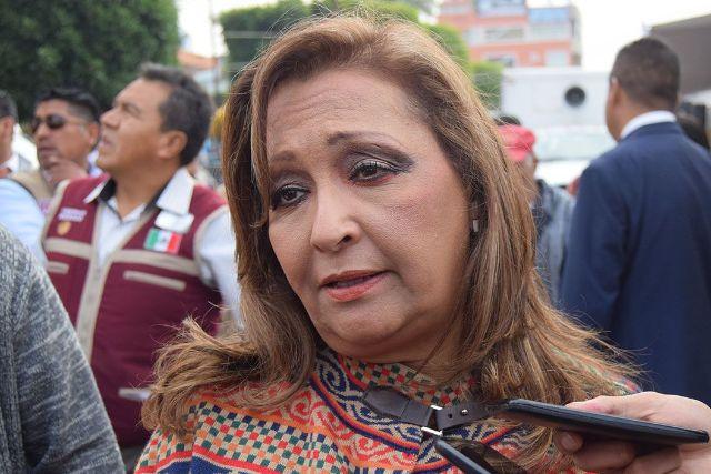 Arremete Lorena Cuéllar contra encuestadoras que no la favorecen