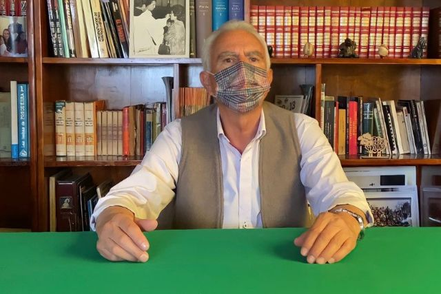 Denuncia Gustavo Jiménez guerra sucia en su contra por encabezar preferencias electorales