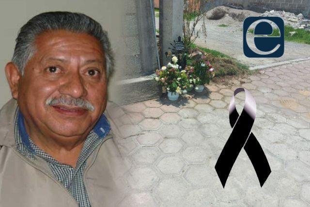 Don Cheto no tapó el bache donde murió un ciclista, fueron los vecinos
