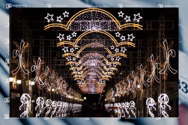Arco iluminado de Huamantla provocará el arribo de visitantes en plena pandemia