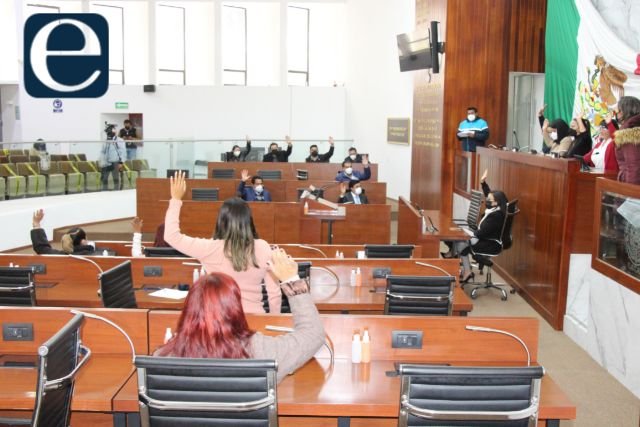 Congreso reprueba cuentas públicas de 10 municipios más
