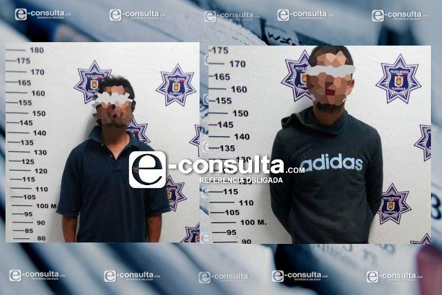 Rescantan a dos presuntos delincuentes de ser linchados en Yauhquemehcan