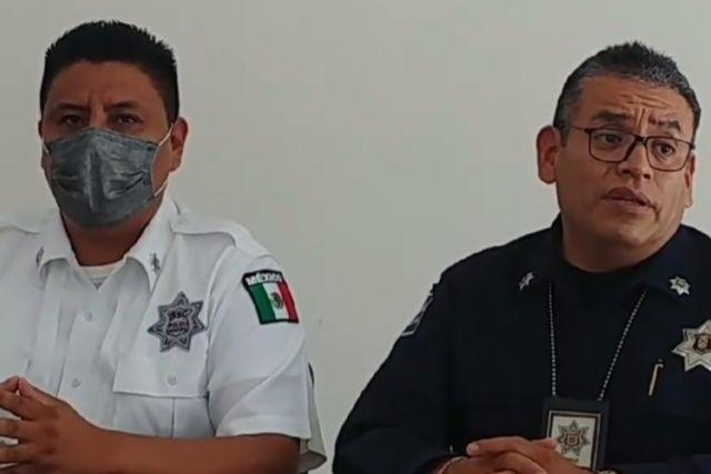 Policía de Totolac anuncia dos programas de protección a los ciudadanos