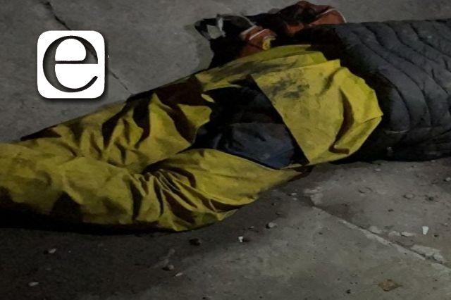 Localizan a un masculino muerto en las inmediaciones de Chiautempan