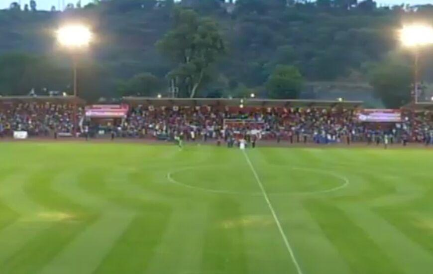 Triunfo parcial Coyotes dos Irapuato FC cero