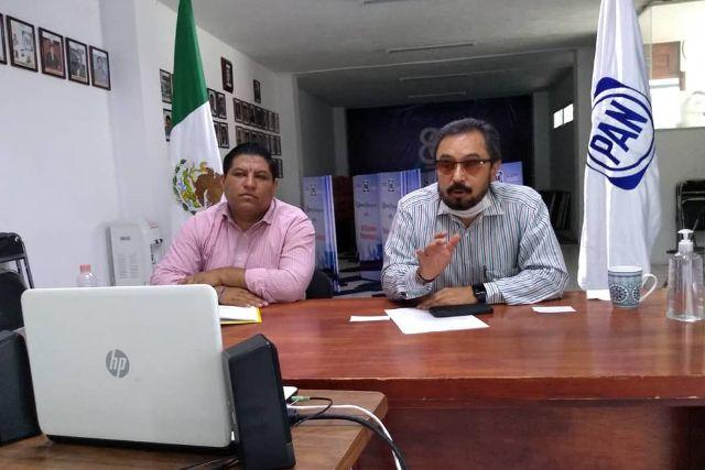 Se une PAN Tlaxcala a posicionamiento nacional del albiazul ante crisis