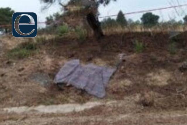 Hallan estrangulada a una mujer en Zacualpan