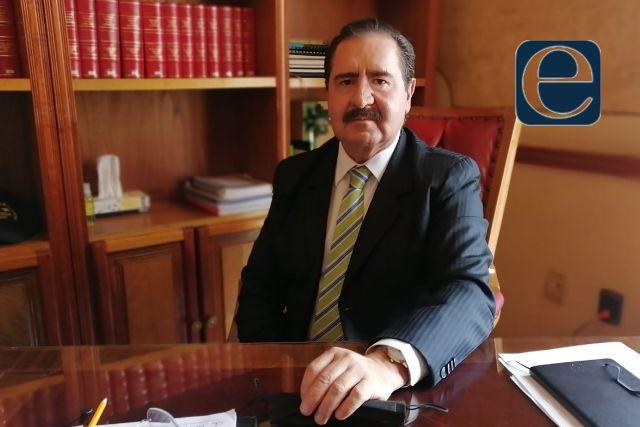 Suspensión otorgada a del Prado Pineda fue facultad del presidente del TSJE