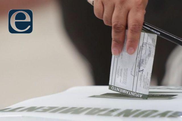 Cuatro comunidades del estado tendrán elecciones extraordinarias
