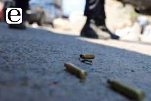 Localizan cadáver con el tiro de gracia en Tenancingo