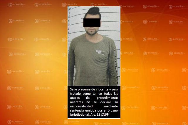 Obtiene FGR vinculación a proceso contra una persona por portación de arma de fuego sin licencia