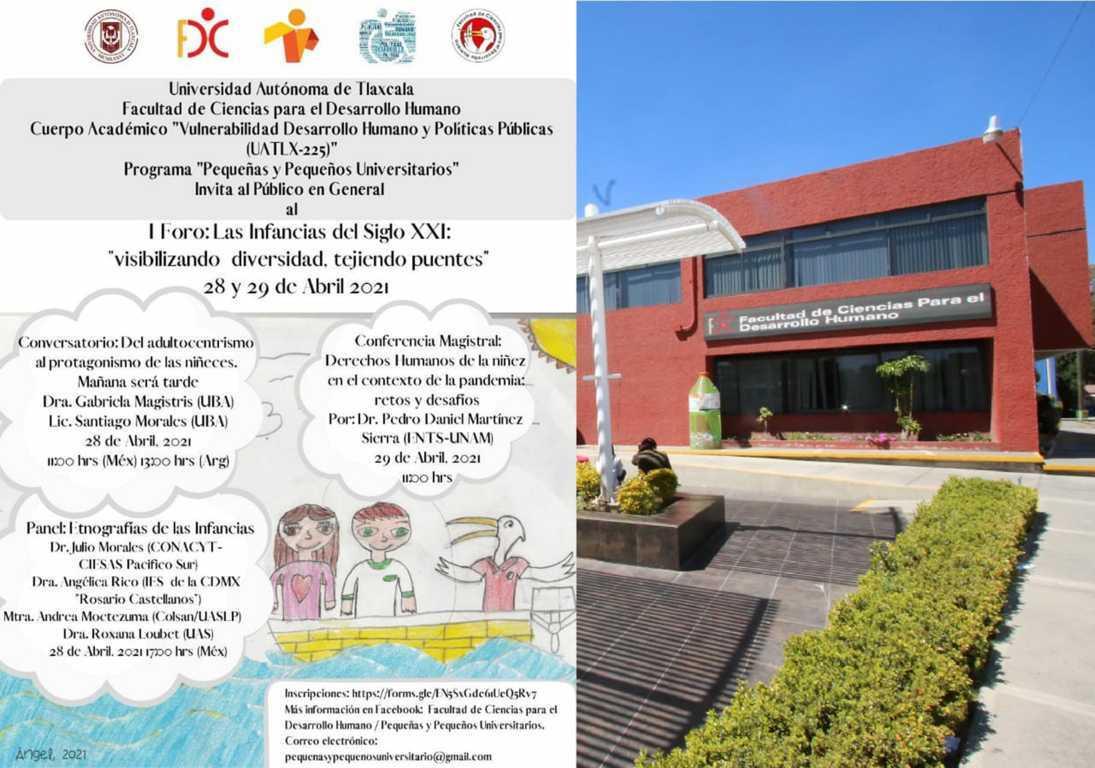 Reunirá UATx expertos en el tema de la infancia