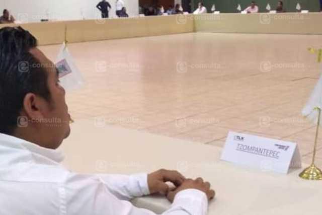 Gobierno de Tzompantepec refuerza  contención ante COVID-19