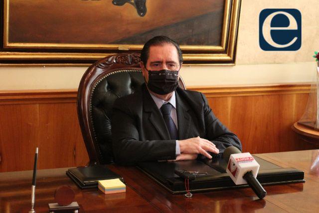 Suspensión a favor de Cid del Prado, conforme a derecho: TSJE