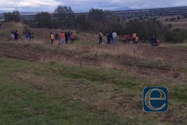 Sujeto reportado como desaparecido fue localizado muerto en Tocatlán