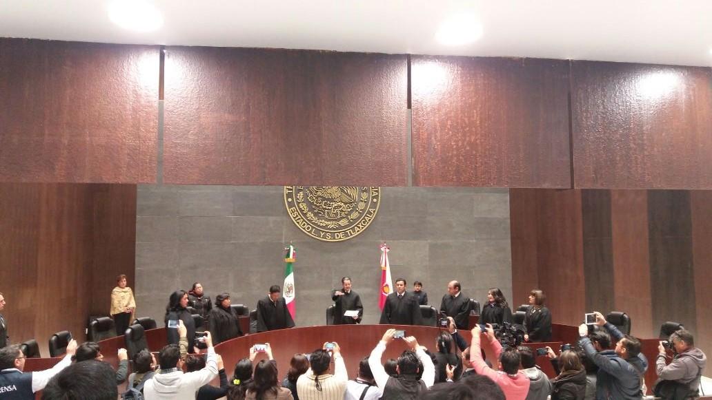 El marianista Hector Maldonado nuevo presidente del TSJE