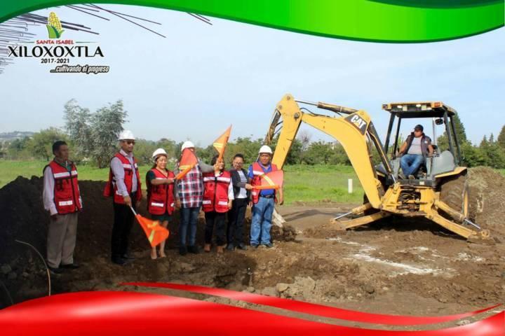 Dan banderazo para construcción de un CBTIS 03 en Xiloxoxtla