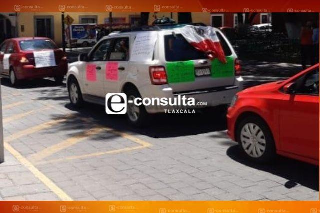 Hace ridículo en Tlaxcala la convocatoria del movimiento anti AMLO