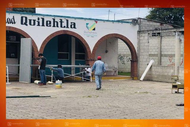 Medidas contra el covid seguirán arraigadas en Quilehtla, advierte Oscar Pérez