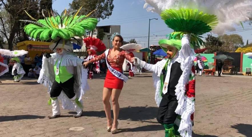 Con este carnaval preservamos e impulsamos las tradiciones del municipio: alcalde