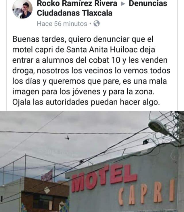 """Por difamación a motel, abogado procederá contra joven y """"blog"""""""