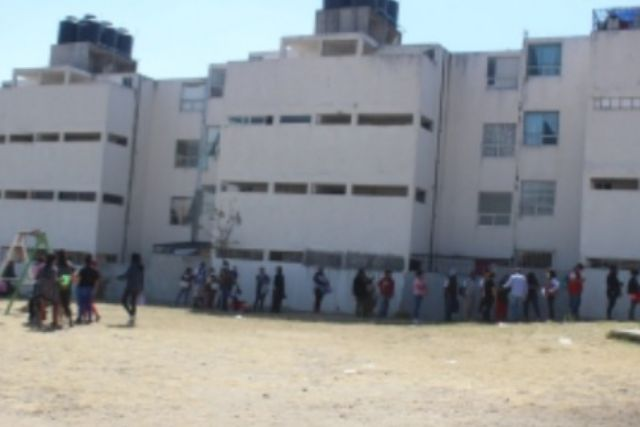 Logran acuerdo para restablecer el agua potable en San Miguel Contla