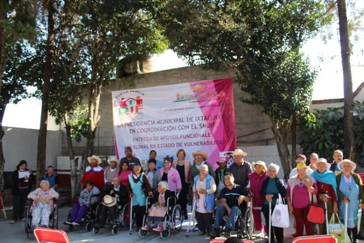 El DIF Municipal trabaja para apoyar los grupos vulnerables: Sánchez Luna