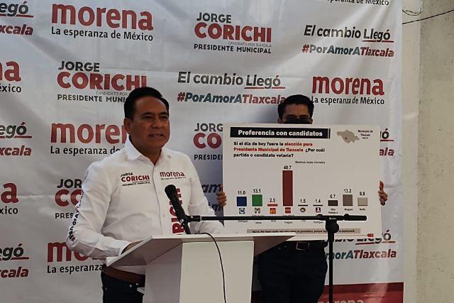 Acusa Corichi que Anabell Ávalos tiene guaruras pagados con dinero público
