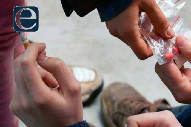 Reportan altos índices de narcomenudeo en el municipio de Tlaxcala
