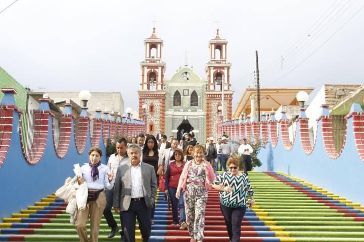 Alcalde entrega legado histórico a FONATUR y SECTUR de Pueblos Mágicos