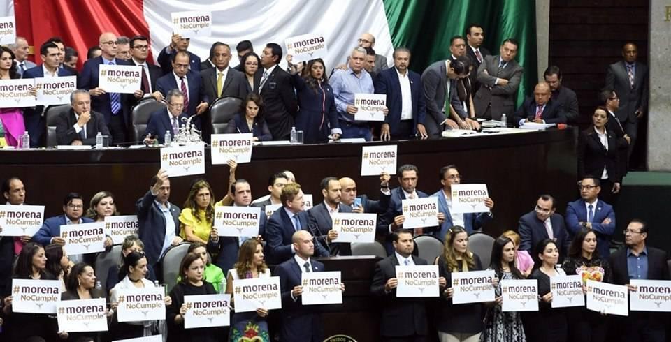 Asegura Carreón que la renuncia de Muñoz Ledo es un triunfo a la democracia