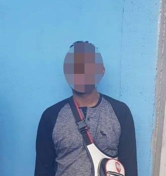 La SSC asegura a dos personas por la portación ilegal de un inhibidor de señal en Panotla