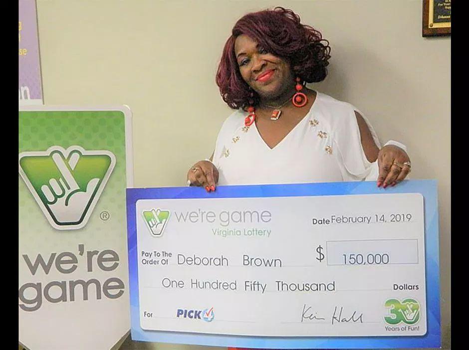 ¡De suerte!: Mujer ganó la lotería 30 veces en un día