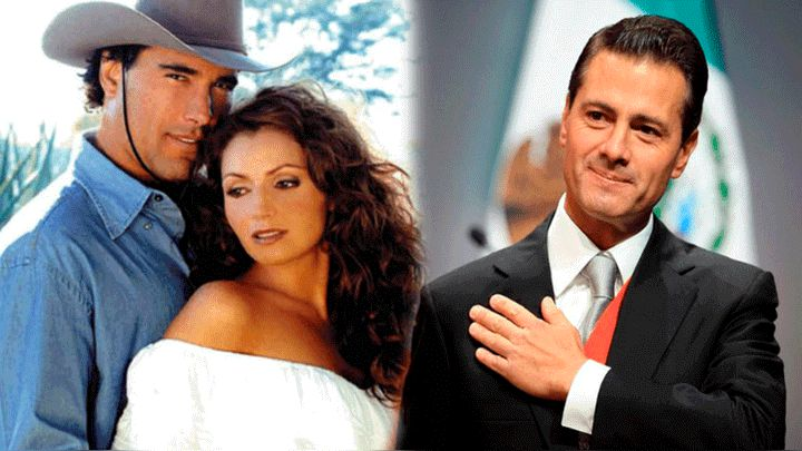 Corren fuertes rumores del tórrido romance de Eduardo Yáñez y Angélica Rivera