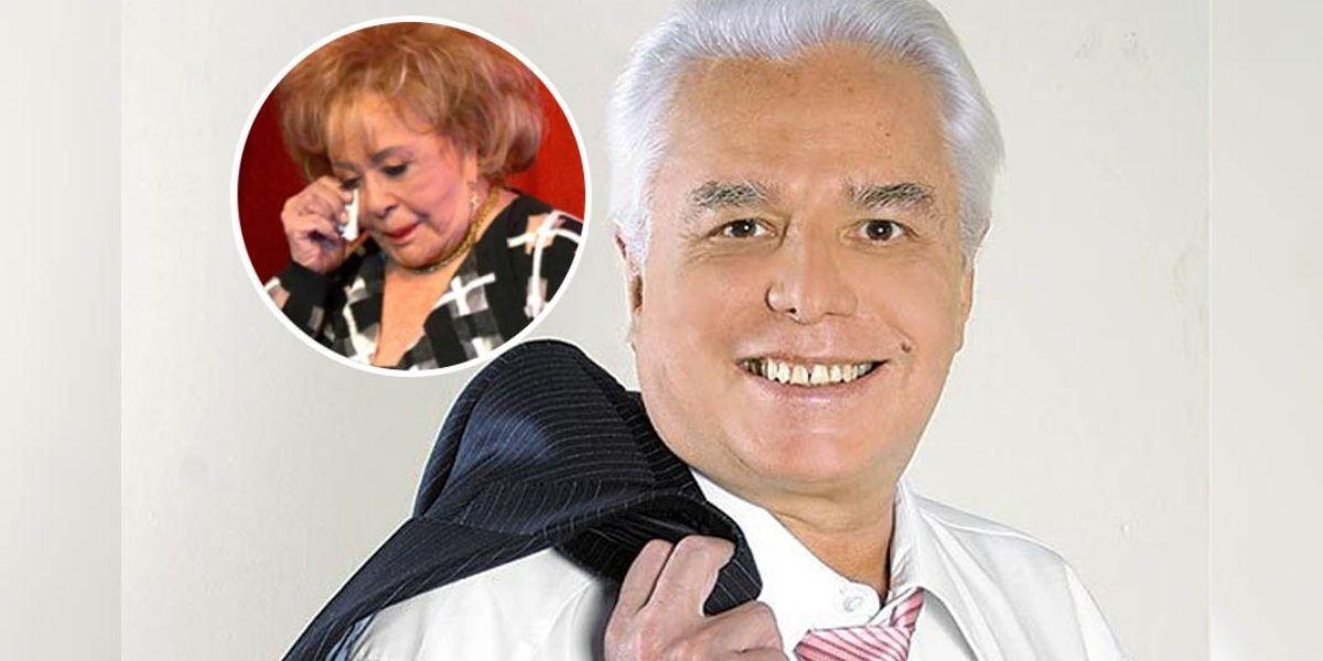 Enrique Guzmán mordió  pezón de Silvia Pinal hasta dejarla ensangrentada