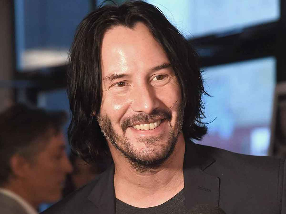 Esta es la razón por la que Keanu Reeves evade tocar a las damas