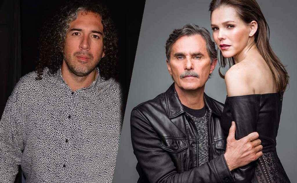 Esposo de Kika Edgar rompe el silencio ante romance con Humberto Zurita