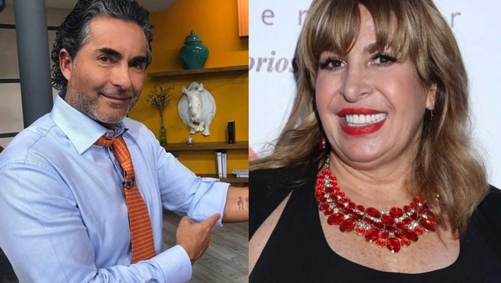 Raúl Araiza arremete contra productora de Hoy