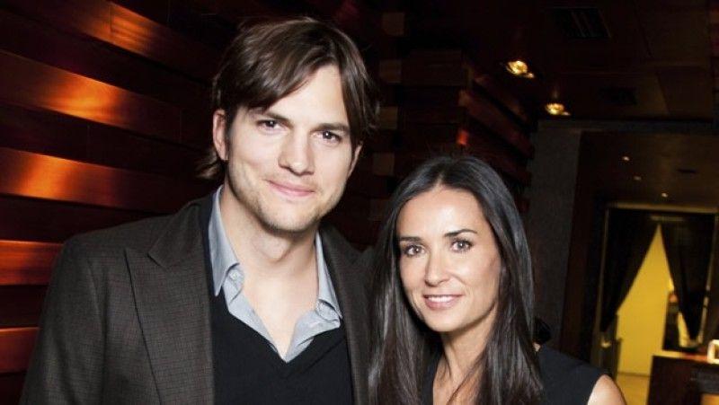 Demi Moore revela pormenores sexuales que tuvo con Ashton Kutcher