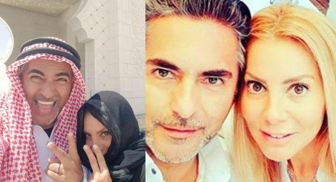 Nuevamente Raúl Araiza se pelea con su esposa y ahora sí se divorcia