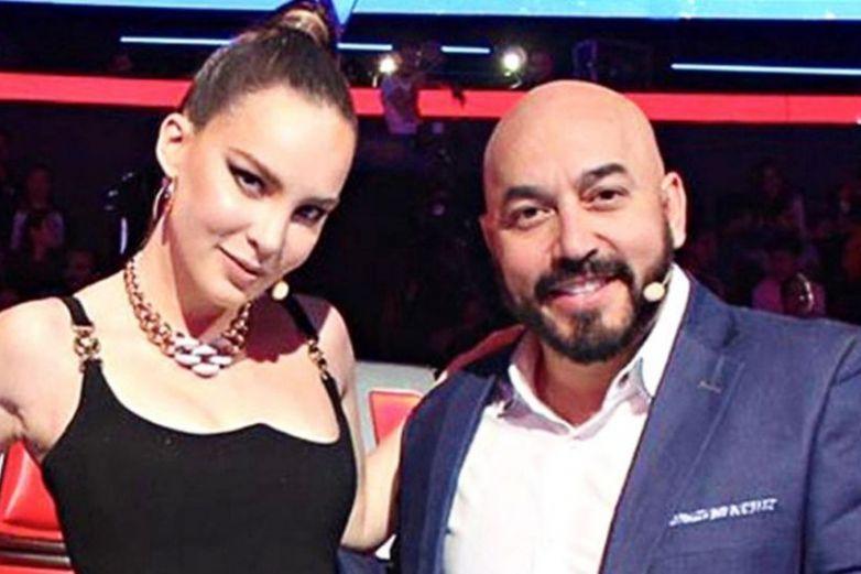 Lupillo Rivera revela como consigue besos robados de Belinda