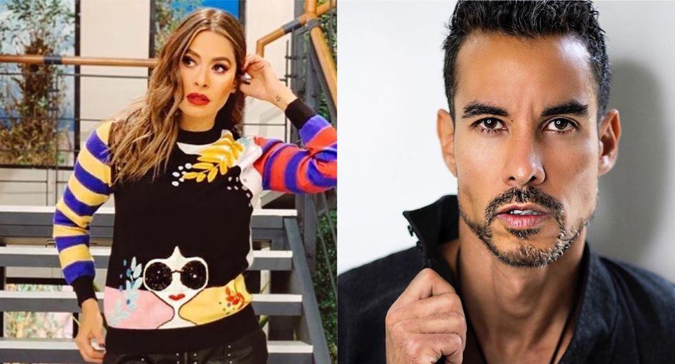 Galilea Montijo muestra frustración ante secuestro del actor Alejandro Sandí