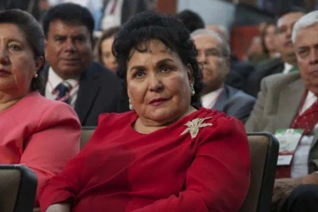 Carmen Salinas se burla del sueldo que ganaba como diputada