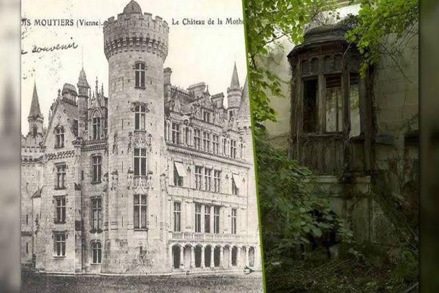 25 mil personas de 115 países compran un castillo abandonado en Francia del siglo XII